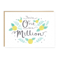Jade Fisher 'One in a Million' Card